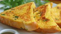 Peynirli Yumurtalı Ekmekler