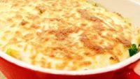 Peynir Soslu Brokoli
