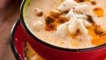 Yoğurtlu Mantı Çorbası