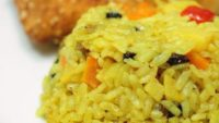 Ayvalı Zencefilli Pirinç Pilavı