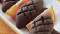 Kakaolu Portakallı Kurabiye