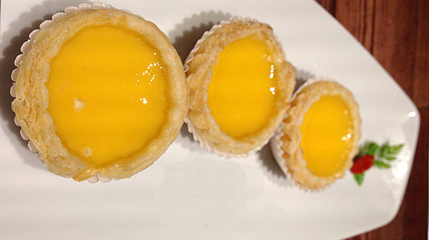 mandalinalı bisküviler