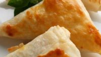 Fırında Peynirli Muska Böreği