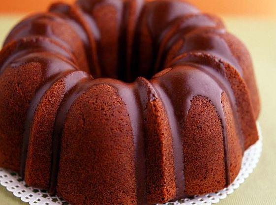 Pumpkin-Walnut Cake