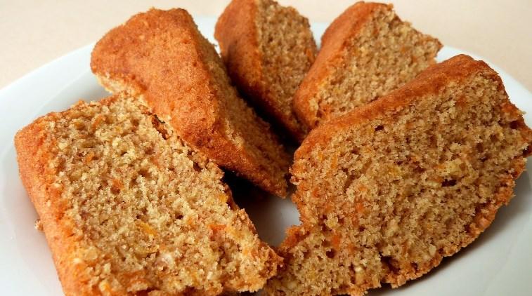 Tarçınlı Havuçlu Kek