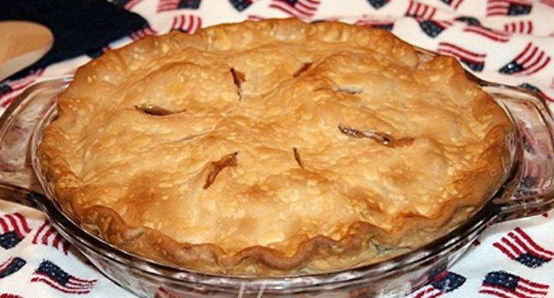 Fırında Elmalı Tart