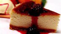 Tahin Pekmezli Cheesecake