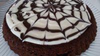 Ebrulı Çikolatalı Pasta