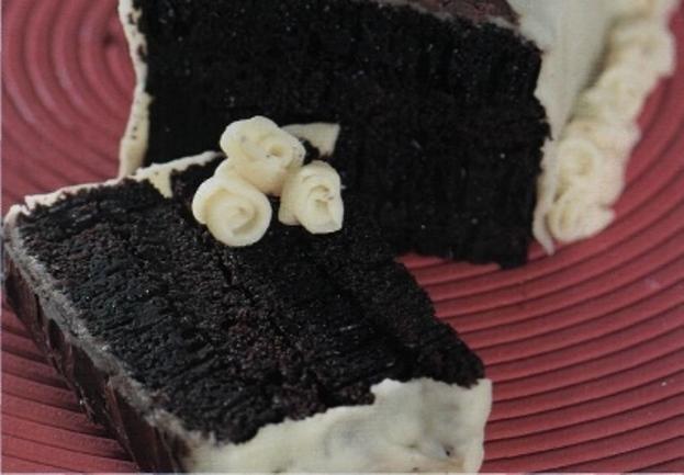 Marzipanlı Çikolatalı Pasta Tarifi