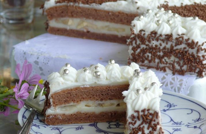 Sevgili Pastası Tarifi