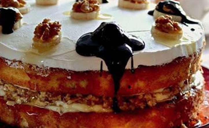 Ballı Pasta Tarifi