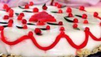 Muzlu Yılbaşı Pastası