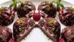 Porsiyonluk Çikolatalı Pasta