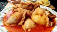 Adana'nın Yöresel Yemeklerinden Karın Mumbar Dolması