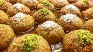 Şerbeti Kaynatılmayan 10 Dakikada Hira Tatlısı Tarifi