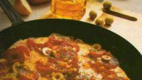 Pastırmalı Omlet